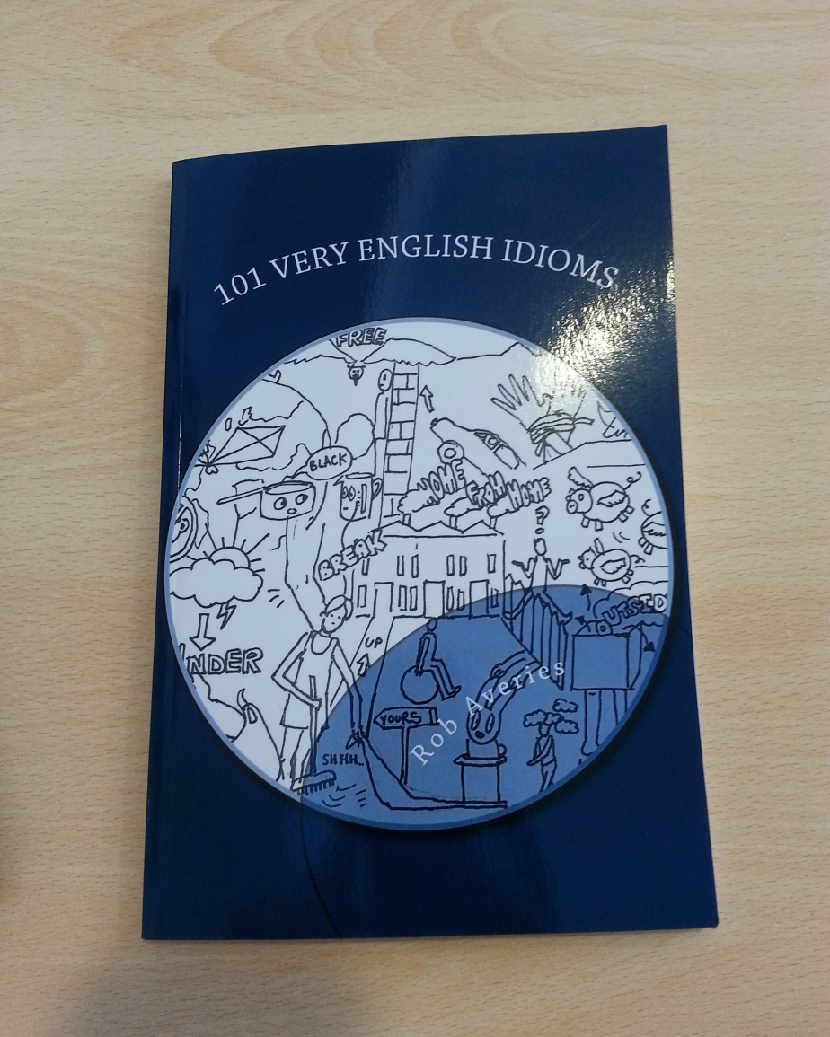 OUT NOW: 101 Very English Idioms